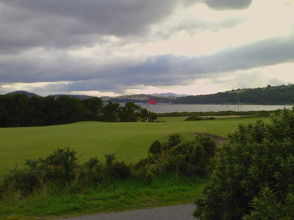 Fortrose and Rosemarkie Golf Club, Foto: Jürgen Diethe