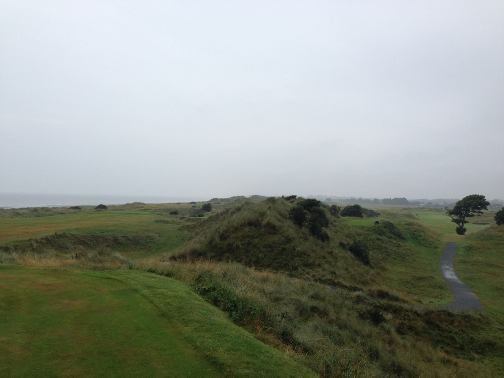 Laytown and Bettystown Golf Links Foto. Tim Frodermann