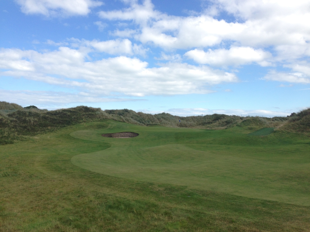 Portmarnock Golfl Links, Ireland