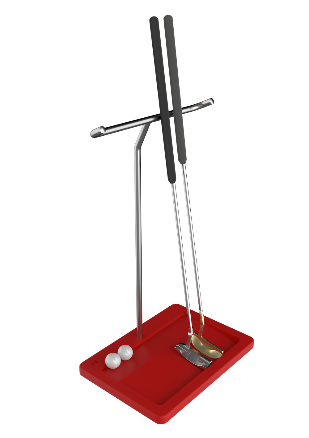 dublis Putter Rack