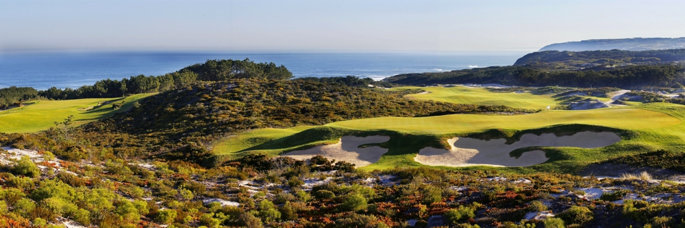 West Cliffs Golf Links, Portugal
