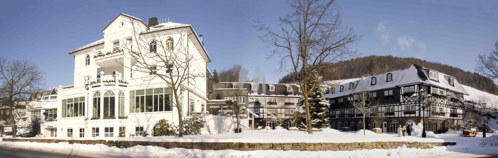 Hotel Deimann im Winter
