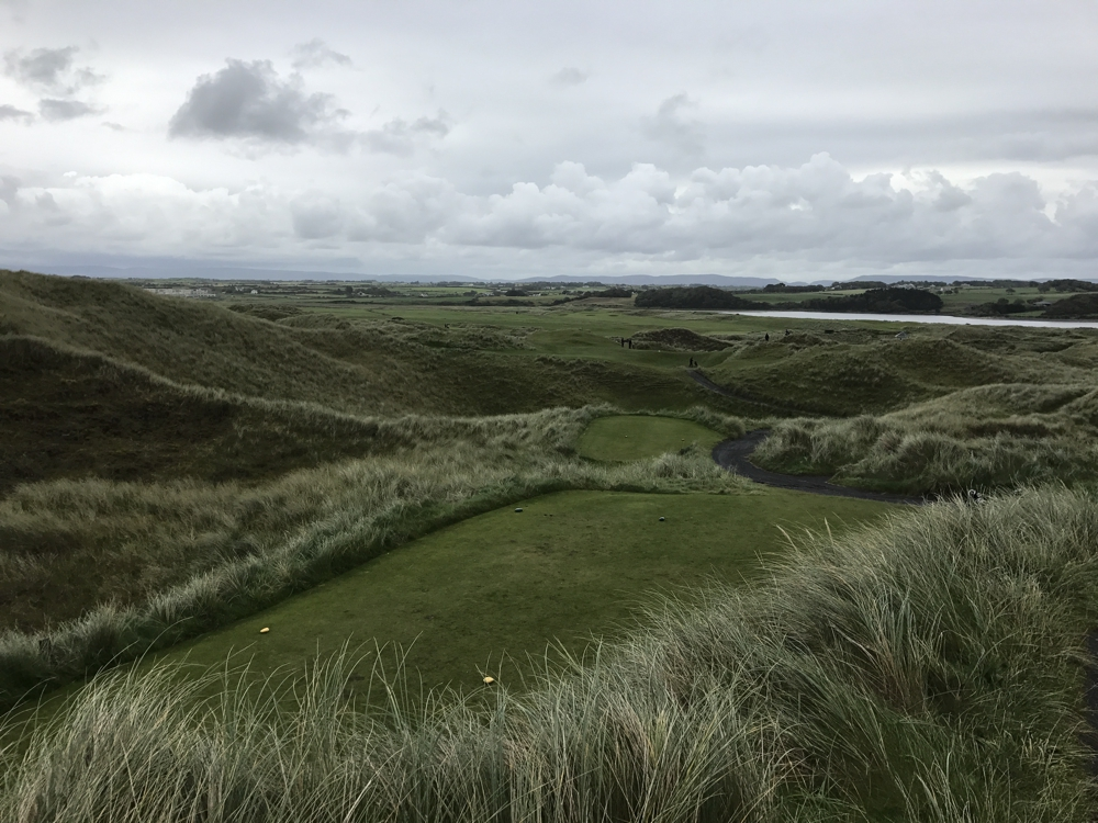 Enniscrone Golf Links, Irland, Foto:  Tim Frodermann