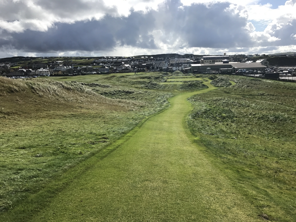 Lahinch Golfclub, Irland, Foto: Tim Frodermann