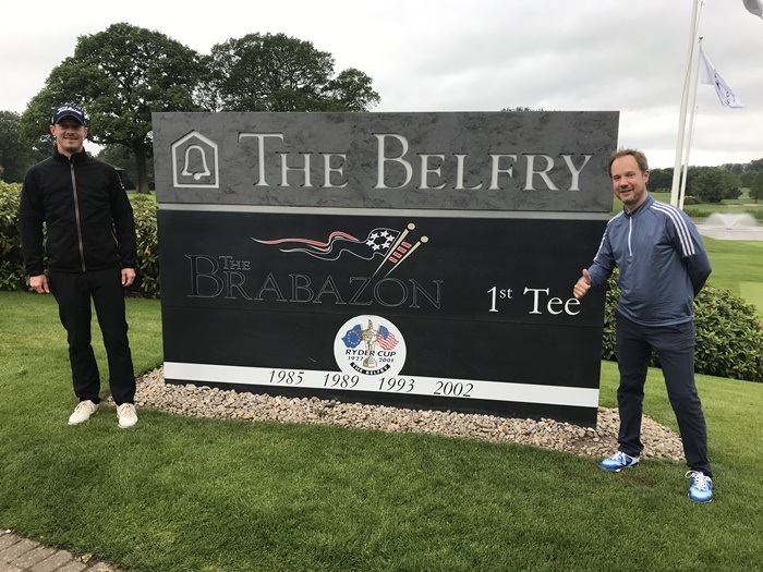 Tim Fund Beni at The Belfry