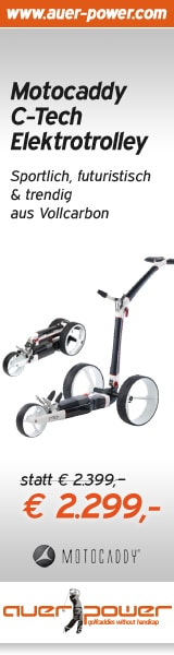 Motocaddy C-Tech Elektrotrolley