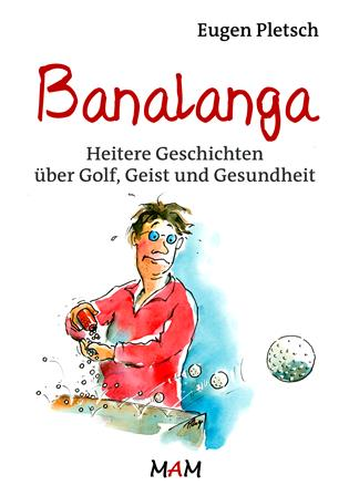 Banalanga von Eugen Pletsch Cartoon: Peter Ruge
